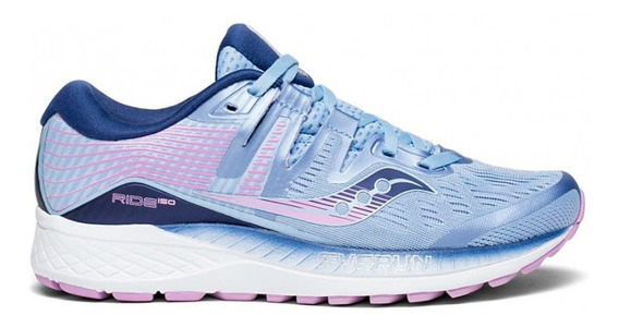 saucony ride 6 mujer azul