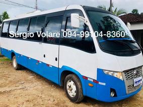 Micro Ônibus Volare W8 On Fly Executivo 2014/2014