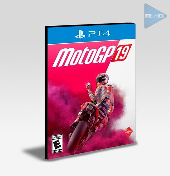 Motogp 19 Ps4 - Envio Agora