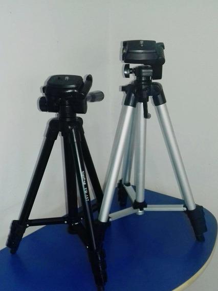 2 Suportes Para Câmera Digital Dslr DigiPod Tr-157 1,06m +