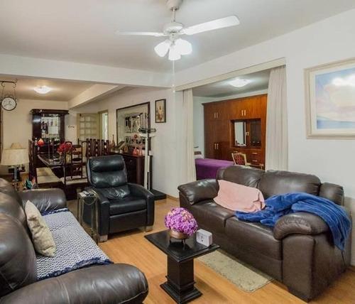 Casa Com 7 Dormitórios À Venda, 371 M² Por R$ 1.800.000,00 - Vila Bastos - Santo André/sp - Ca0765
