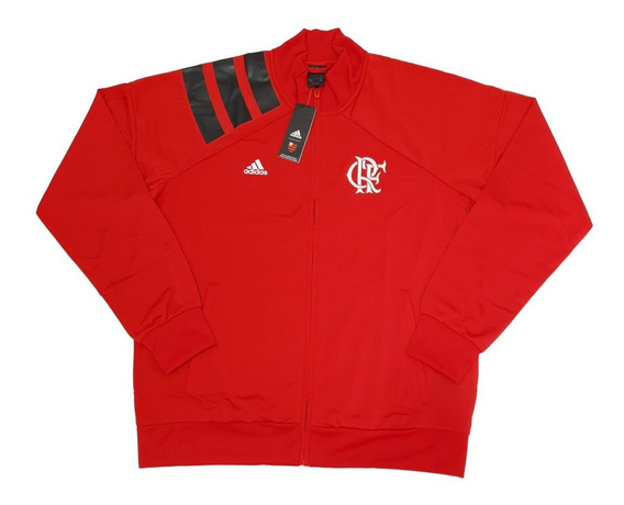 Moleton Masculino Flamengo Tango Original adidas Blusa