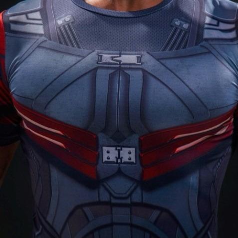 Camisa Vingadores Iron Man Blusa Homem Ferro Frete Grátis
