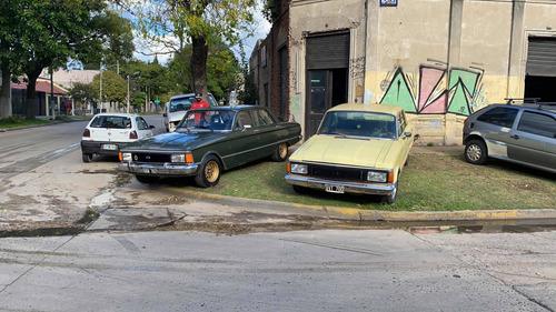 Ford Falcon Sp Y Deluxe
