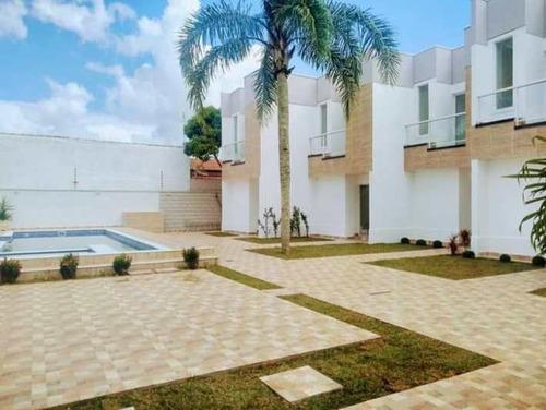 Sobrado De Condomínio Com 2 Dorms, Bopiranga, Itanhaém - R$ 270 Mil, Cod: 2978 - V2978
