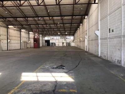 Nave Industrial 1,626m2 Azcapotzalco