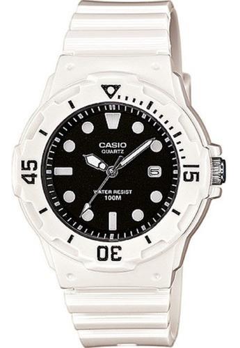 Reloj Casio Lrw-200h-2e3v Resist Agua 100m Original Garantía