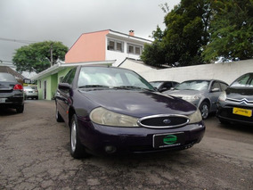 Mondeo 2.0 Clx 16v Gasolina 4p Manual