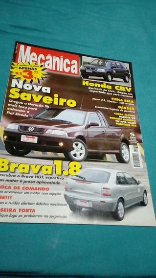 Oficina Mecanica N°162 Saveiro G3 * Honda Crv * Brava 1.8
