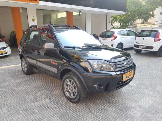 Ecosport 2012 1.6 Xlt Flex Manual Preto (0953)
