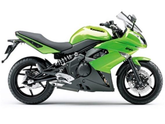 Kit Carenagens Ninja 650 Verde 2009/2012
