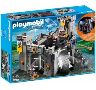 Playmobil Knights 9240 Fortaleza De Los Caballeros Del León