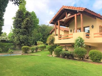 Amplia Y Funcional Casa En Los Trapenses