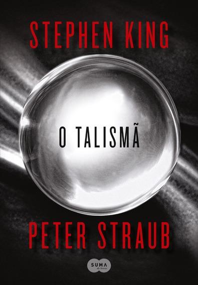 Livro O Talismã Stephen King E Peter Straub