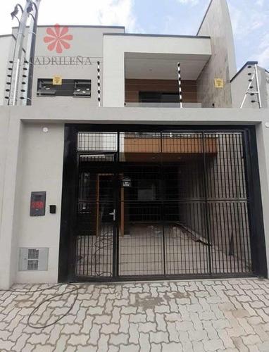 Imagem 1 de 8 de Casa Sobrado Em Cidade Nitro Química  -  São Paulo - 1576