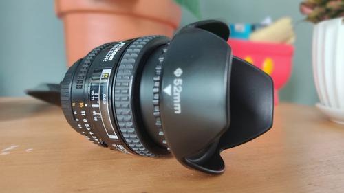 Lente Nikon 50mm 1.4 D Full Frame