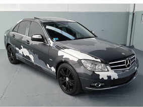 Mercedes Benz C200 Kompresor Advantarg Ploteado , Anticipo $