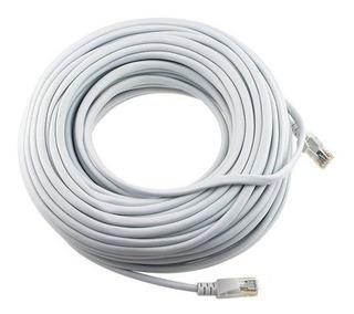 Cable Internet Cat 6, Utp ,ethernet, 30metros