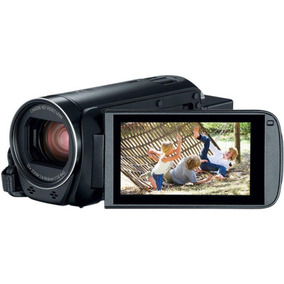 Filmadora Canon Vixia Hf R800 Entr Mic R800+32gb+bolsa+tripé