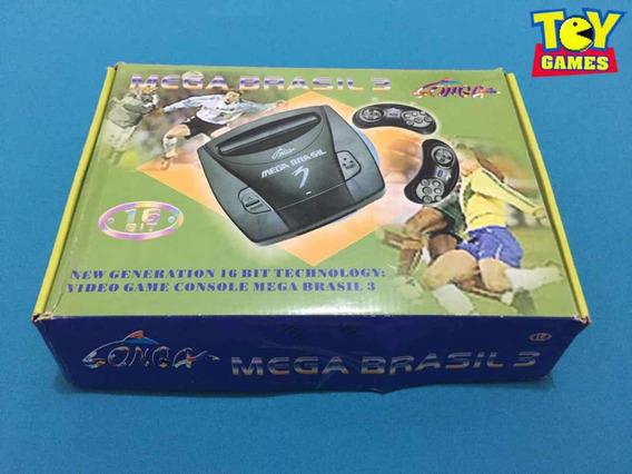 Mega Brasil 3 Game Usado Completo