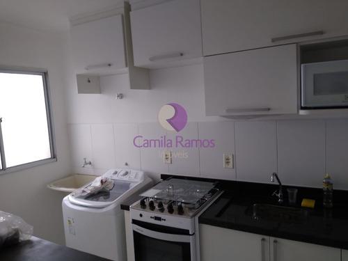 Lindo Apartamento Novo, 02 Dormitórios À Venda - Vila Urupês - Suzano/sp - Ap00917 - 69283935