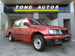 Chevrolet Luv 2.5 Pick-up Doble Cabina 4x2 A/ac Toneautos