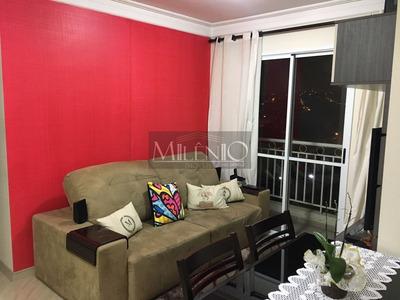 Apartamento - Parque Erasmo Assuncao - Ref: 35795 - V-57863481