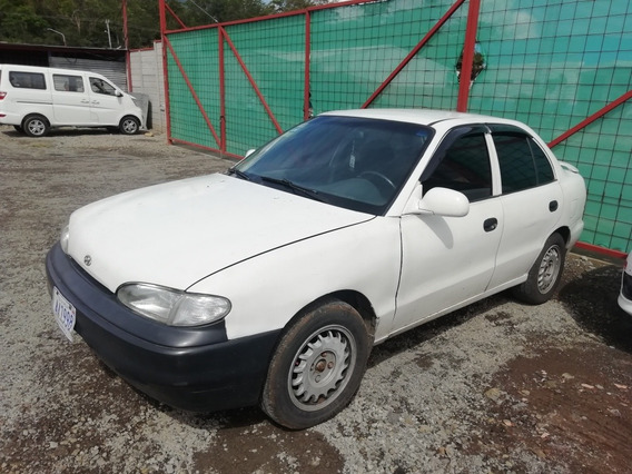 Hyundai Accent Korea
