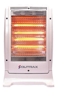 Calefactor De 4 Tubos Frente Mallado Dutrax 800-1600w Jmc