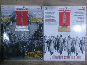 Abril Coleção Ii Guerra Mundial Vol. 1 E 2