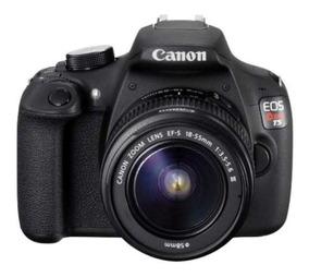 Canon T5 Kit 18-55 + Bolsa + 32gb Nova !!!