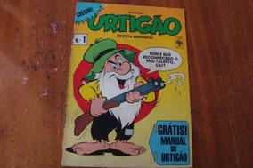 Gibi Abril 1987 / Urtigao 1 / Cumigo Nao Vendedo