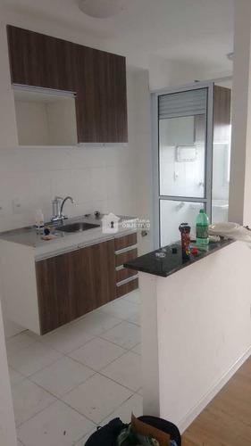 Apartamento Com 2 Dorms, Jardim Casablanca, São Paulo - R$ 270 Mil, Cod: 4036 - V4036