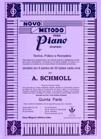 Novo Metodo Para Piano - Volume 05