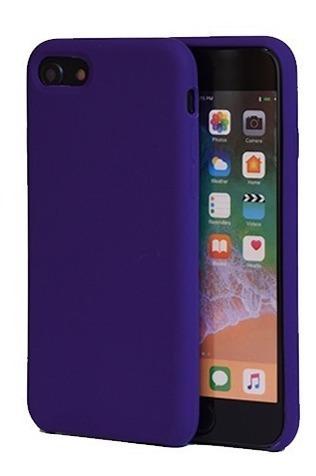 Carcasa Fun+ Soft Touch Para iPhone 6/6s, 7 Y 8
