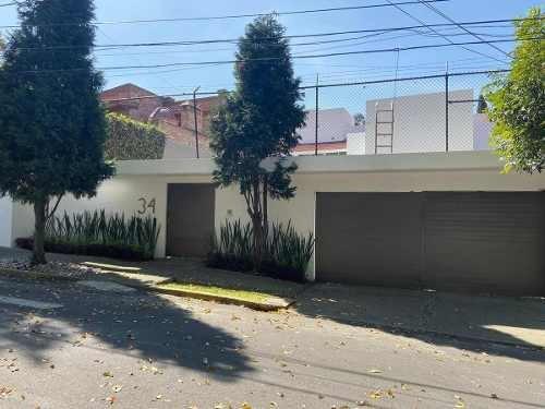 Preciosa Casa En Renta En Loma Del Rey