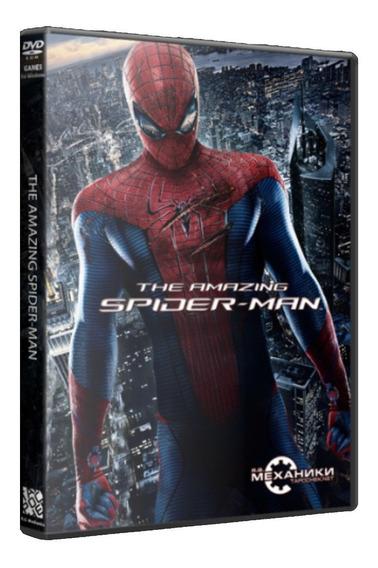 The Amazing Spider-man - Pc Dvd - Mídia Física Frete 8 Reais
