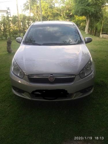 Fiat Grand Siena 2014 1.4 Attractive Flex 4p