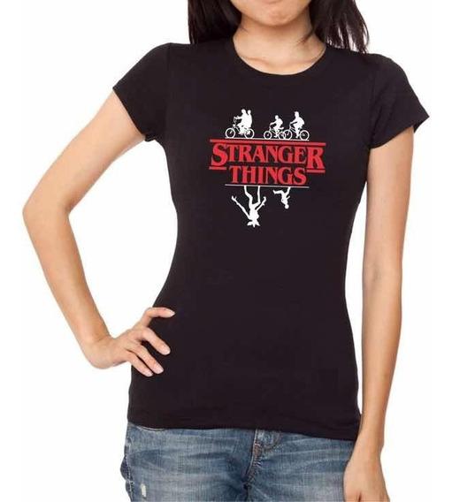 Blusa O Playera Stranger Things Temporada 3 Byers