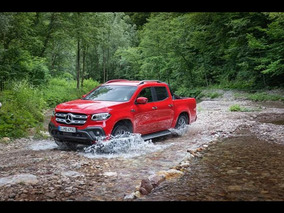 Mercedes-benz Pick Up Clase X Clase X