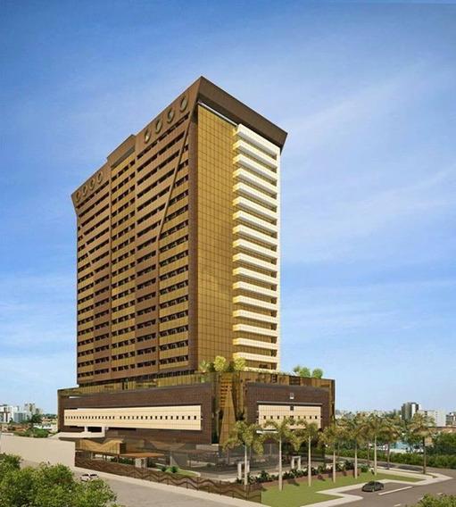 Sala Em Aldeota, Fortaleza/ce De 33m² À Venda Por R$ 320.000,00 - Sa416455