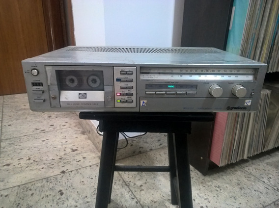 Receiver Deck Gradiente Marantz Sansui Cce Polyvox Sony Jvc