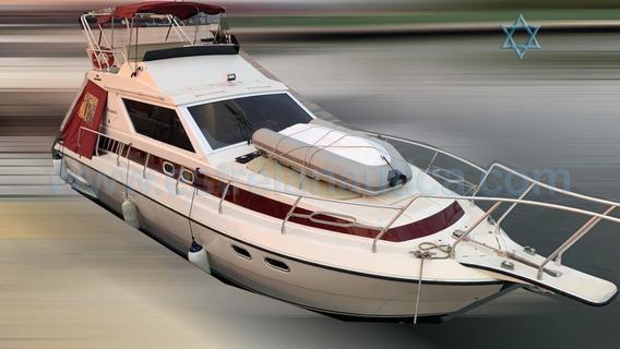 Lancha Oceanic 36 Elegance Barco Iate N Ferretti Azimut