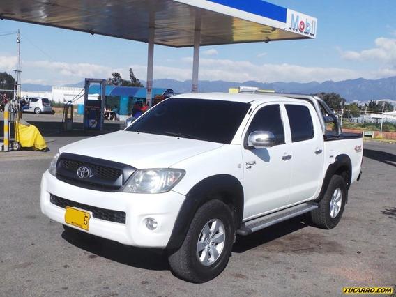 Toyota Hilux Mt 25000 Cc Aa