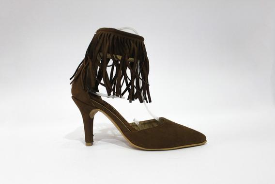 Zapatos Stilettos Flecos Primavera Verano 2018 Luna Chiara