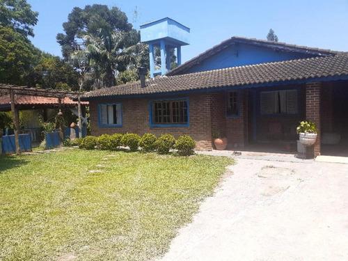 Imagem 1 de 30 de Chácara Com 1.000 M² - 2 Dormitórios - Caucaia Do Alto - Cotia Sp - Ch33989v