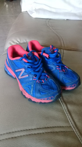 Zapatos Para Niños New Balance Modelo All Terrain Talla 30