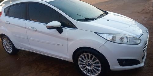 Imagem 1 de 13 de Ford Fiesta 2015 1.6 16v Titanium Flex 5p