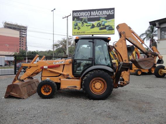 Retroescavadeira 580m - 4x4 - 2009