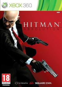 Hitman Absolution Xbox 360 Midia Digital
